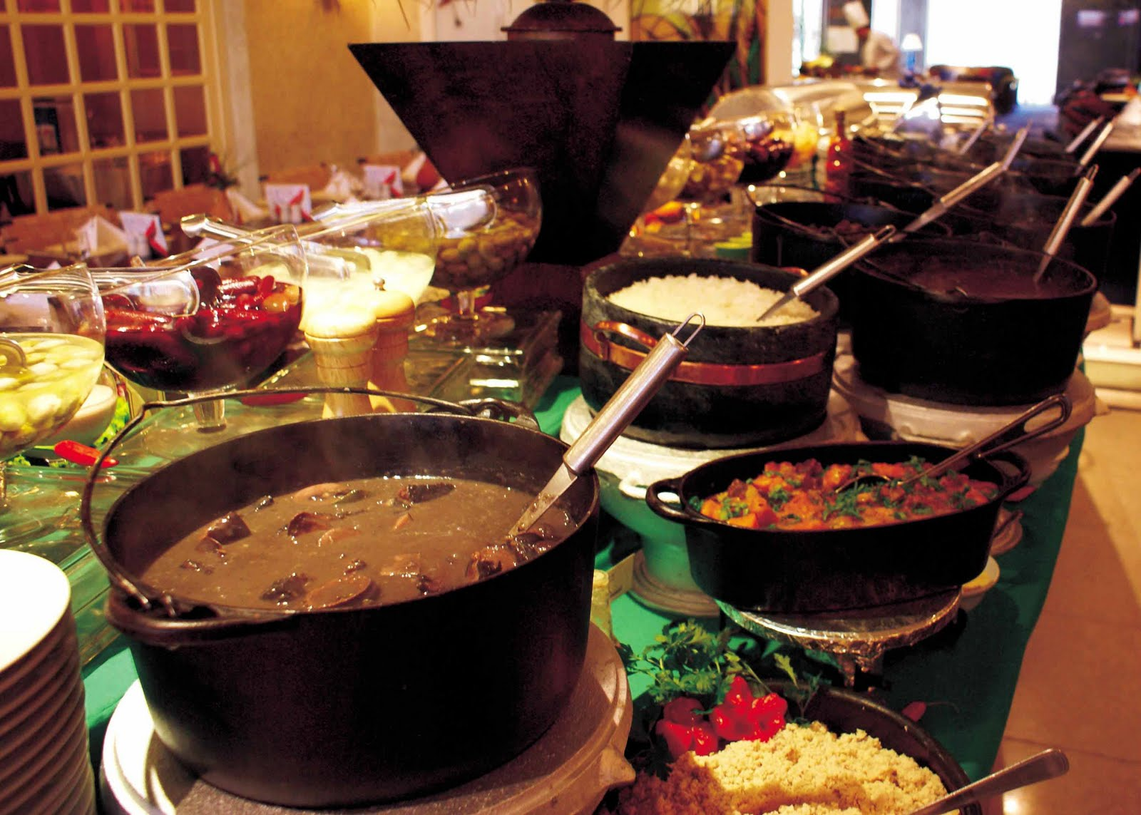 brazil food drink feijoada avoiding problems