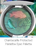 Chantecaille Protected Paradise Eyes Palette