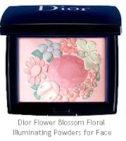 Dior Flower Blossom Floral Illuminating Powder