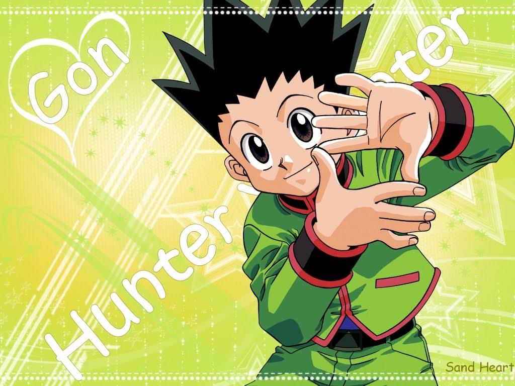 Best Anime Wallpaper Gon And Killua Hunter X Hunter Wallpapers