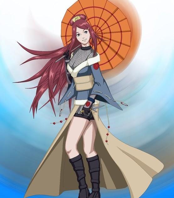 Scandal In Konoha By Sbel02: Cruuuuuuuuuuuuuuuuuut: Kushina Naruto Wallpaper