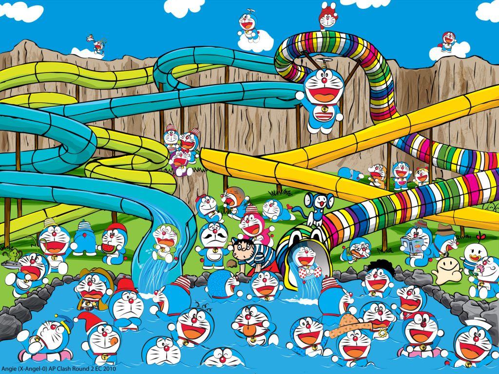 Doraemon Dan Nobita Doraemon Online