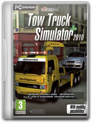 Tow Truck Simulator 2010-WARG ISO
