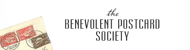 The Benevolent Postcard Society