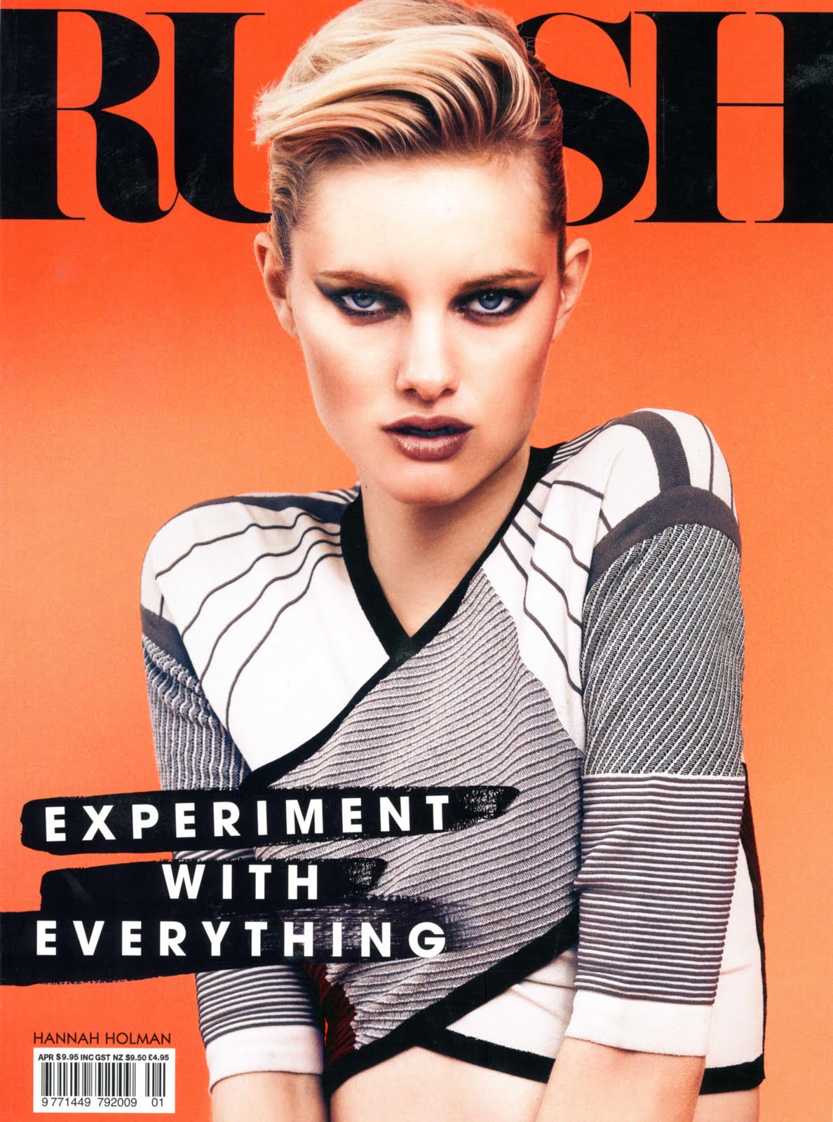Publications   RUSSH Magazine Issue 79   My Chameleon