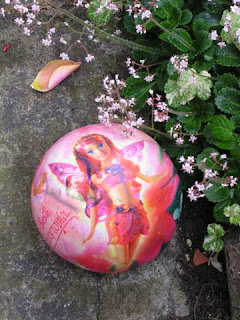 Seen in the garden