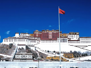 Gempa Tibet