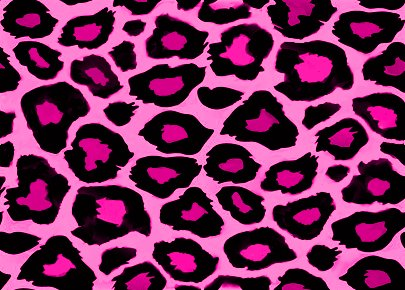 Leopard Print - The Animal LifeLight Pink Cheetah Print Background