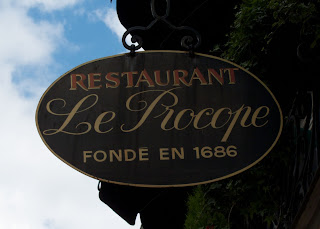 Le Procope Restaurant Paris
