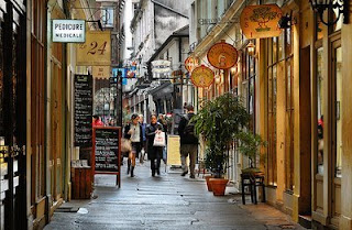 Le Procope Restaurant Paris in the Passage