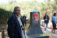 China/Laos Border