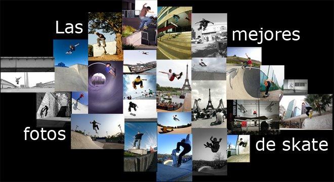 Las mejores fotos de skate