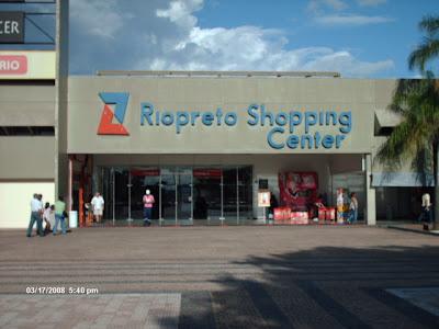 Hoje mostraremos algumas fotos da parte frontal do nosso Rio Preto Shopping  Center d9ea2037289