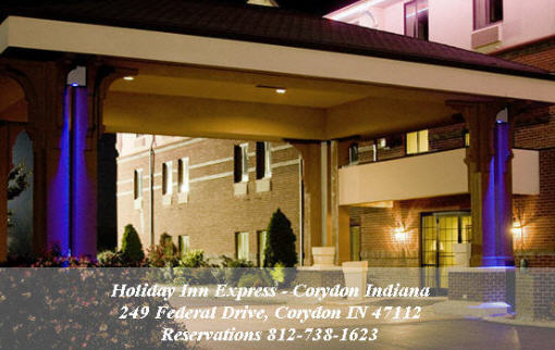 Corydon Hotel Holiday Inn Express