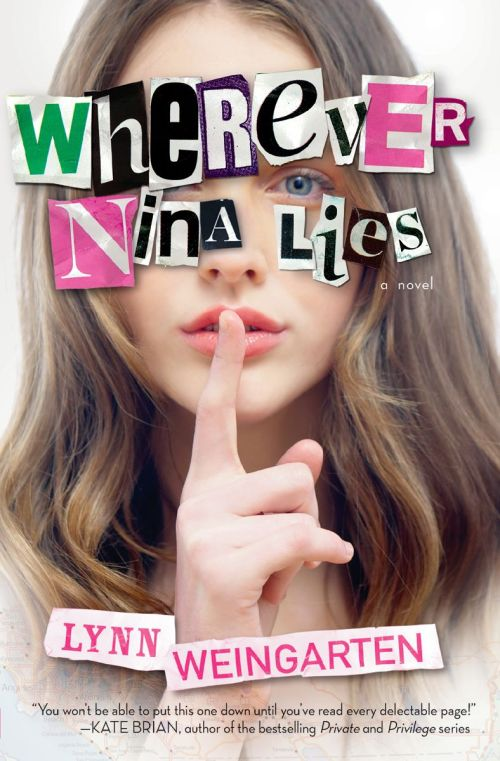 Contest: Wherever Nina Lies