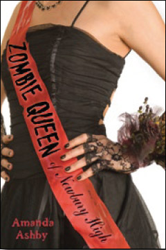 Zombie Queen of Newbury High by Amanda Ashby