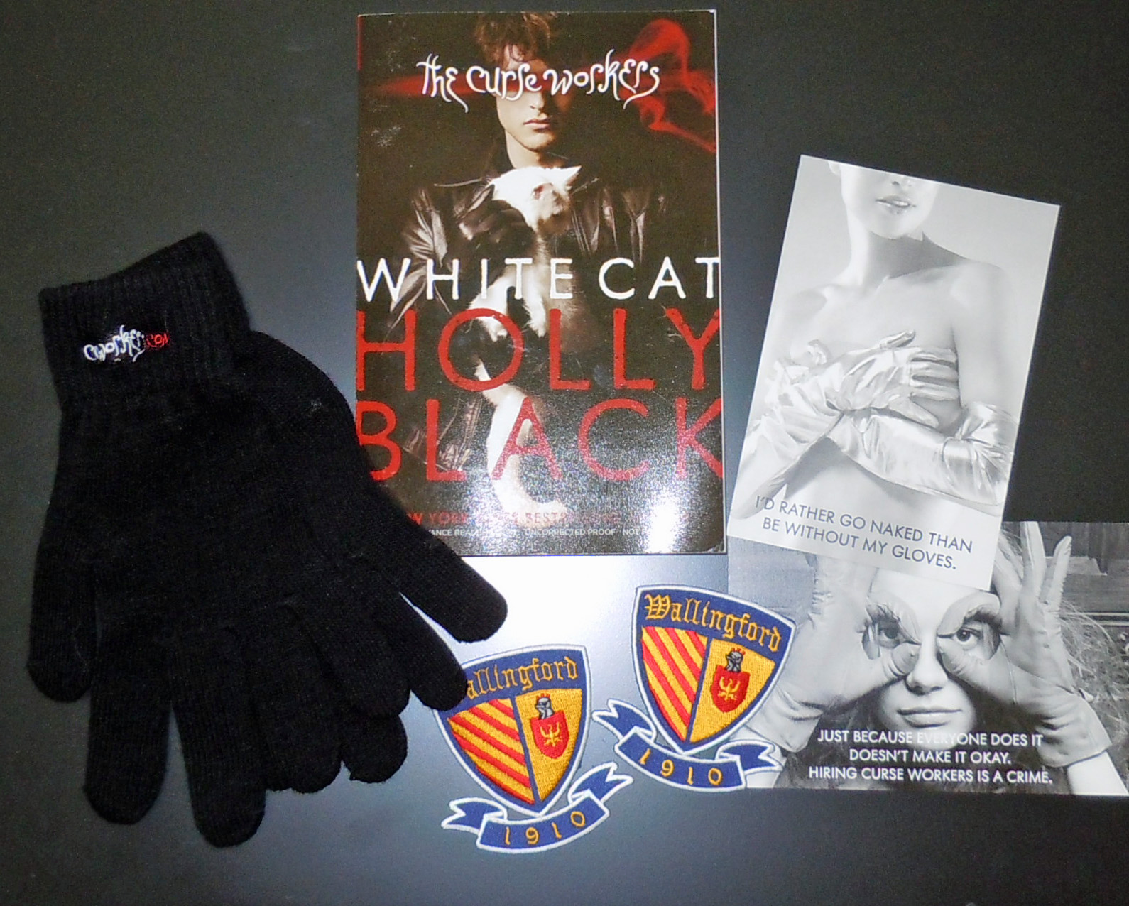 Giveaway: Black Cat Prize Pack
