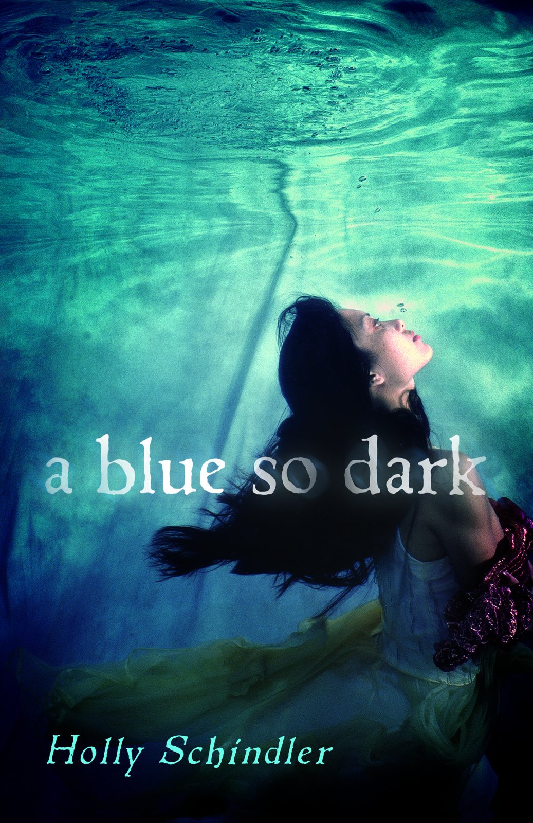 Author Interview: Holly Schindler (A Blue So Dark) & Giveaway