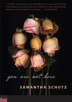 Walking Through: You Are Not Here by Samantha Schutz
