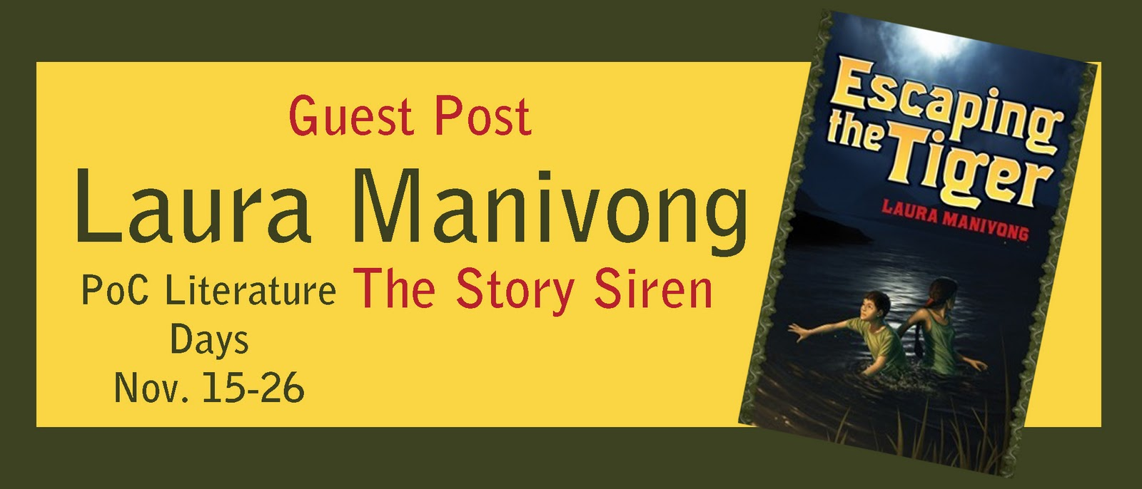 Guest Post: Laura Manivong