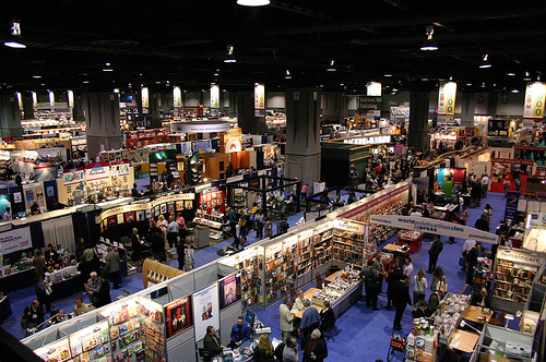BookExpo America: What Went Down And What Should Have Happened