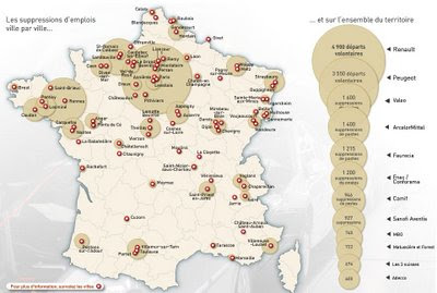 France Interactive Unemployment Map Capital Chronicle