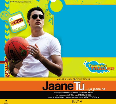 Chunks of real life in 'Jaane Tu Ya Jaane Na'