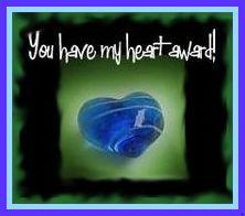 You have my heart award