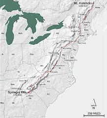 Starting The Appalachian Trail