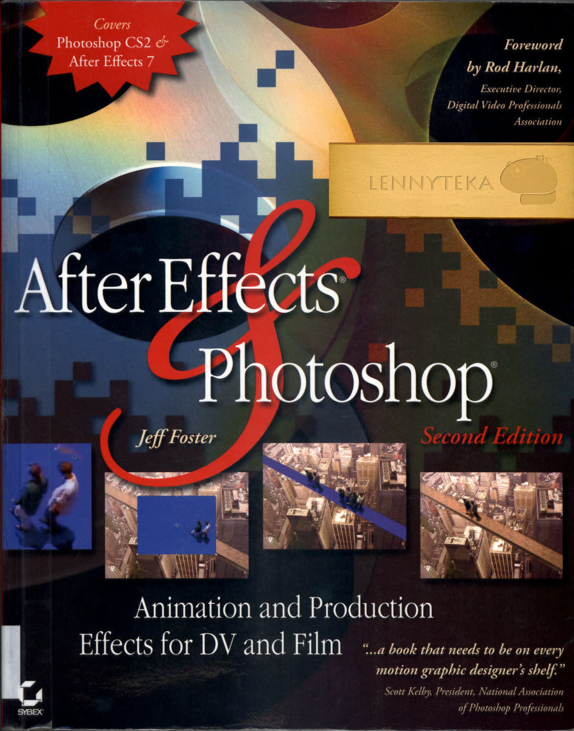 Jeff Foster Libros After Effects And Photoshop Animation And Production