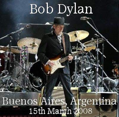 BOB DYLAN EN ARGENTINA - 15/03/2008 Art+Dylan