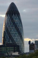 Gherkin Photo by Alexander Klink