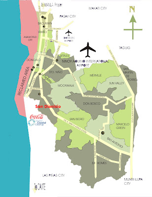 paranaque map