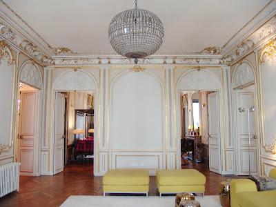 loft connexion by samuel johde appartement priv paris op ra. Black Bedroom Furniture Sets. Home Design Ideas