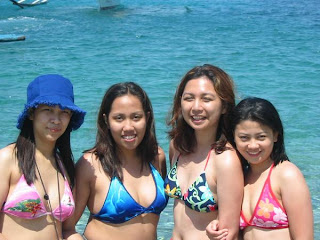 Sexy Summer in Boracay Beach
