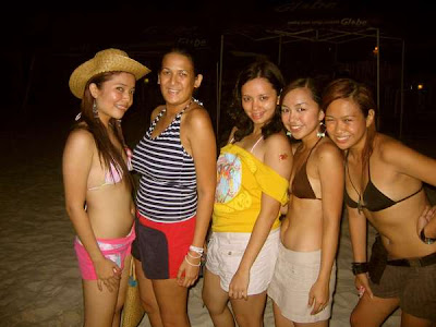 Sexy Girls of Boracay Beach Paradise