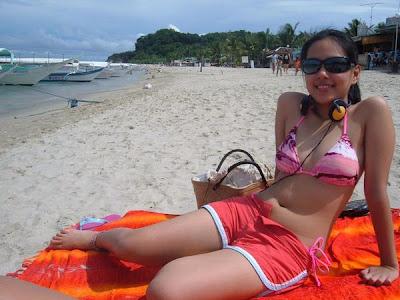 Sexy Boracay Beutiful Girls