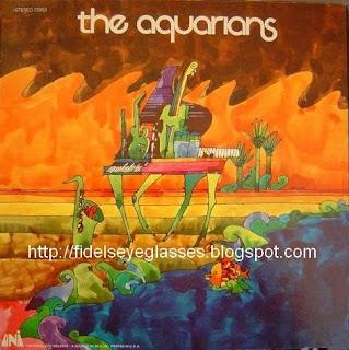 The Aquarians Jungle Grass