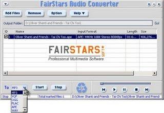 FairStars Audio Converter 1.70