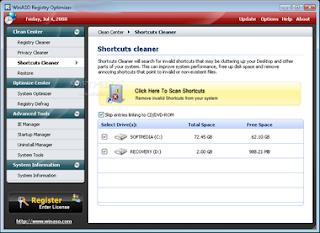 WinASO Registry Optimizer 4.0.6