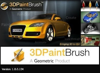 3D PaintBrush 1.0.0.134