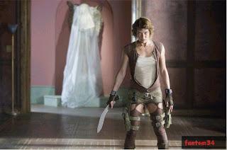R3 - Resident Evil: Extinction (�l�mc�l Deney)