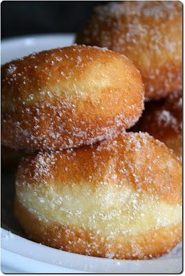 Hanoucca f te des lumi res et des beignets - Pate a beignet avec levure de boulanger ...