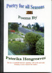 Poetry Book- First Edition