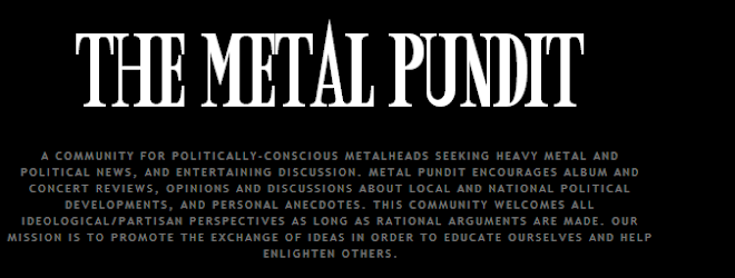 The Metal Pundit