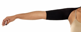Sleeves for flabby arms