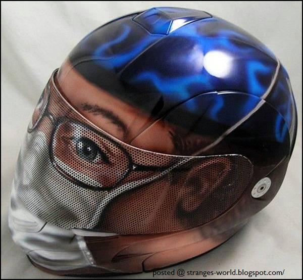 Helm - Helm Unik (pict) | BlogKita21