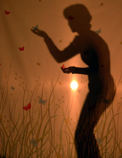 Butterfly Catcher by Melanie McGann