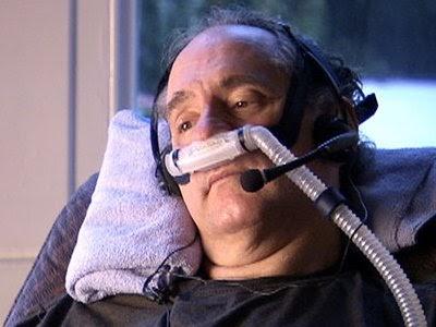 Craig Ewert som selvmordsturist på film