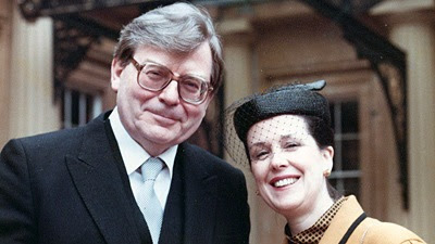 Sir Edward Downes and Lady Joan Downes